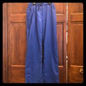 Other - 2 pair Grey's Anatomy blue scrub pants, L-TALL